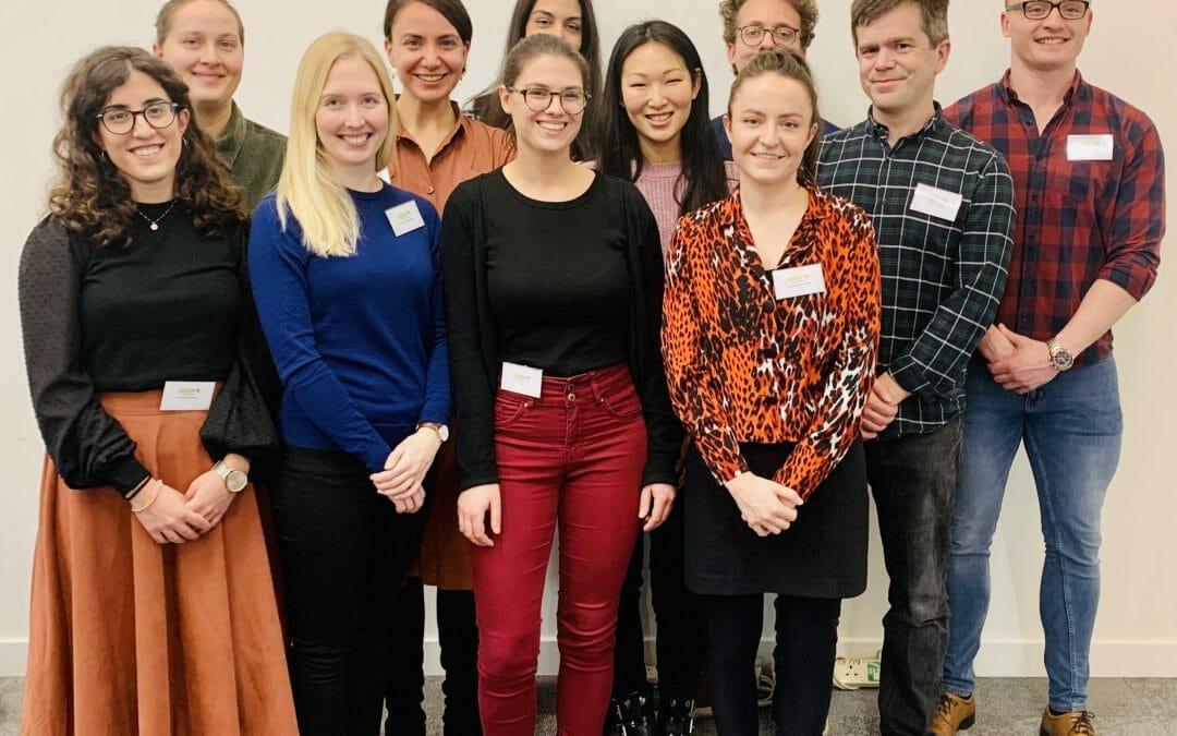 Sweet Consortium Meeting, Surrey UK